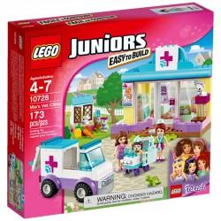 LEGO Juniors Mia állatkórháza Építőjátékok