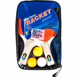 Ping pong szett táskás Ping-pong szett