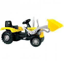 Bébi traktor Pedálos járművek