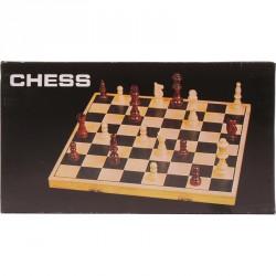 Fa sakk 21 cm Játék