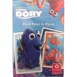 Szenilla Mini Fekete Péter memória kártya Kártya játékok