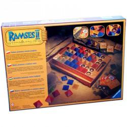 Társasjáték II. Ramses fáraó Szórakoztató játékok