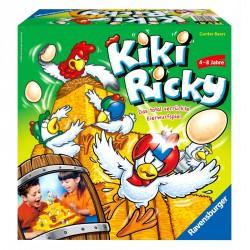 Társasjáték Kiki Ricky Szórakoztató játékok