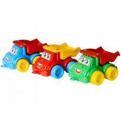 Műanyag teherautó Játék autók