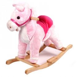 Rózsaszín póni hintaló Játék
