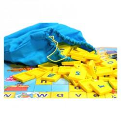 Társasjáték - Scrabble Junior Szórakoztató játékok