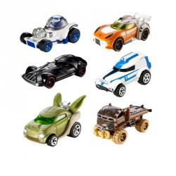 Hot Wheels Star Wars karakter kisautók Játék autók