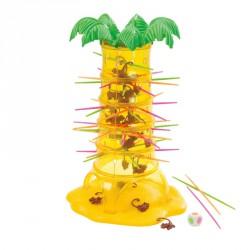 Tumblin Monkeys - Bukfencező majmok társasjáték Szórakoztató játékok
