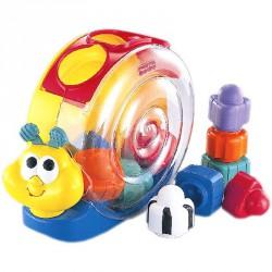 Zenélő csiga készségfejlesztő Készségfejlesztő játékok Fisher-Price