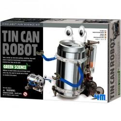 Üdítősdoboz robot Egyéb játékok 4M