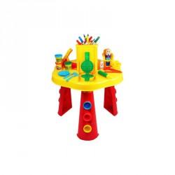 Playdoh alkotó asztalka Gyermek bútorok