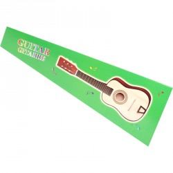 Fa gitár Húros zenélő játékok