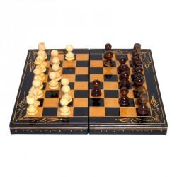 Közepes fa sakk Játék 4M
