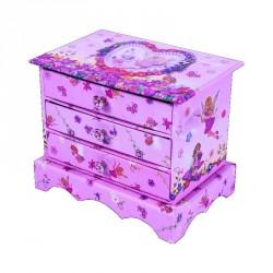 Fiókos dobozka 15x17,5x11,8 cm Dobozok, ládák 4M