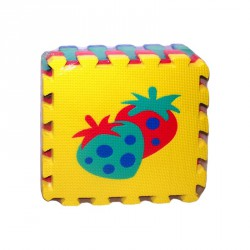 8 db-os zöldség,gyümölcs puzzle Egyéb játékok 4M