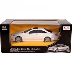 Távirányítós autó 1:24 Mercedes CL63 Játék Rastar