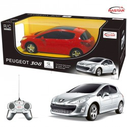 Távirányítós autó 1:24 Peugeot 308 Játék Rastar
