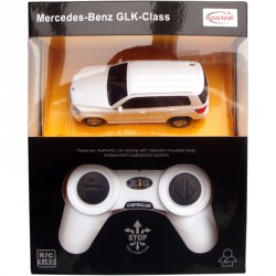 Távirányítós autó 1:43 Mercedes GLK Játék Rastar