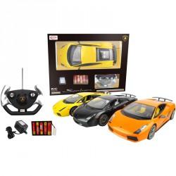Távirányítós autó 1:14 Lamborghini akkus Játék