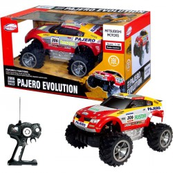 Távirányítós autó 1:18 Pajero Játék Rastar