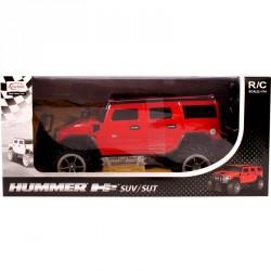 Távirányítós autó 1:14 HUMMER H2 SUV Játék Rastar