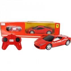 Távirányítós autó 1:24 Ferrari 458 Italia Játék Rastar