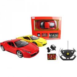 Távirányítós autó 1:14 Ferrari 458 Italia Játék