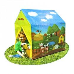 Tanyasi házikó (95x72x102 cm) Gyerek sátor iPlay