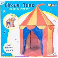 Cirkusz sátor (92x120 cm) Gyerek sátor iPlay