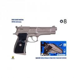 Metál revolver Eagle-39. Fegyverek