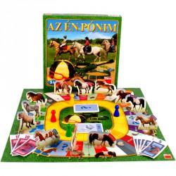 Társasjáték - Az én pónim Szórakoztató játékok