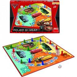 Társasjáték - Gyere és vezess! Verdák 2 Szórakoztató játékok Dino