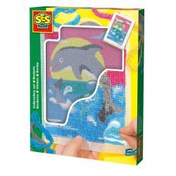 Hímezzünk - delfin Egyéb játékok SES Creative