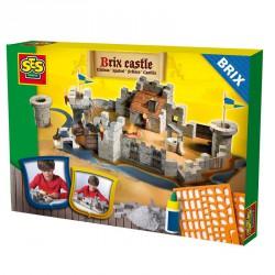 Brix kastély építő szett Építőjátékok SES Creative