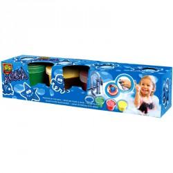 Kádjátékok - ujjfesték, 4x120 ml Vízi játékok SES Creative