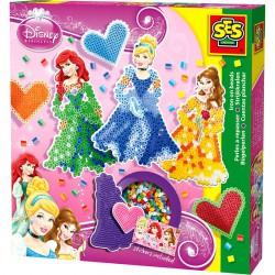 Vasalható gyöngy szett - Disney hercegnők Kreatív készletek SES Creative