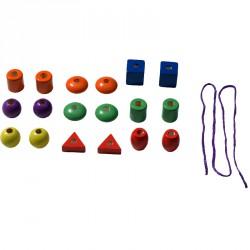 Már tudok - gyöngyöt fűzni Egyéb játékok SES Creative
