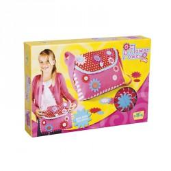 Rózsaszín táska készítő szett Egyéb játékok Totum