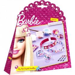 Barbie - festett karkötő készítő szett Kreatív készletek Totum
