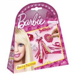 Barbie - táskadísz készítő szett Kreatív készletek Totum