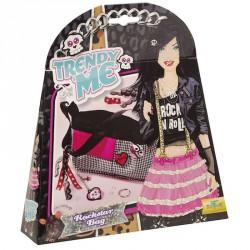 Trendy Me - táska készítő szett Kreatív készletek Totum