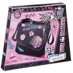 Monster High - táska készítő szett Kreatív készletek Totum