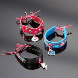 Monster High - bőrkarkötő készítő szett Dobozok, ládák Totum