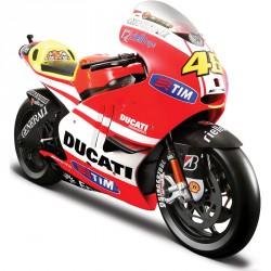 Fém motor 1:6 Maisto Moto GP - Ducati Fém autók Maisto