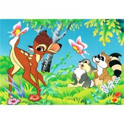 Puzzle 2x24 db - Bambi Ravensburger Puzzle Ravensburger