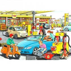 Puzzle 2x24 db - Autószerelő Ravensburger Puzzle