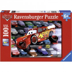 Puzzle 100XXL - Verdák Ravensburger Puzzle Ravensburger
