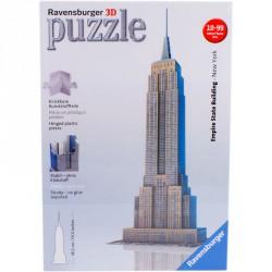 Puzzle 3D 216 db - Empire State building Ravensburger Puzzle Ravensburger