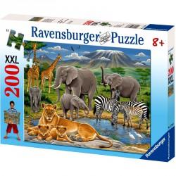 Puzzle 200XXL - Afrika Ravensburger Puzzle Ravensburger