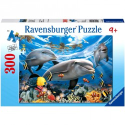 Puzzle 300XXL - Delfinek Ravensburger Puzzle Ravensburger